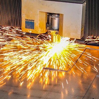 CNC Plasmaschneiden