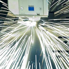 Vogt MetallverarbeitungLaserbearbeitung