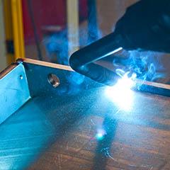 Vogt Metallverarbeitung Roboterschweißen