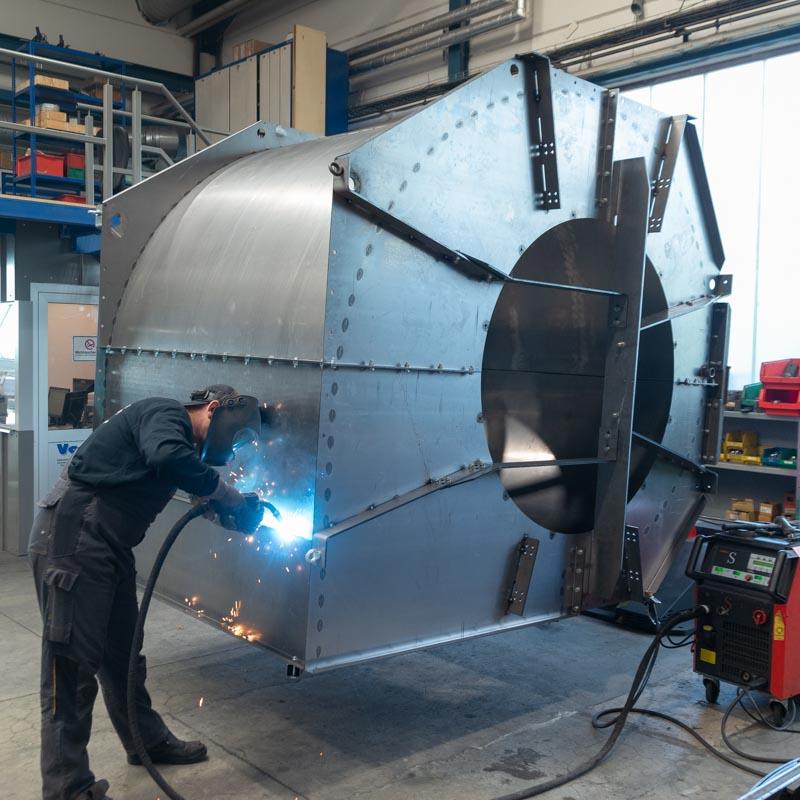 Vogt Metallbau Schweisskonstruktionen